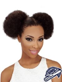 Two pack Afro Puff
